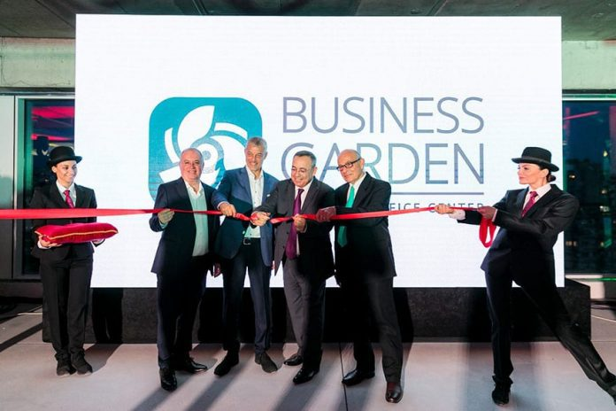 Business Garden opened in Belgrade