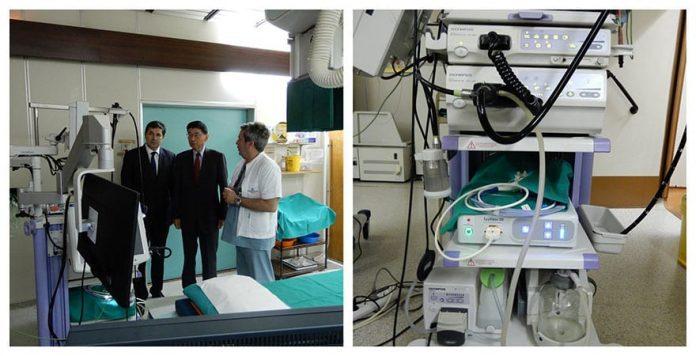 Embassy of Japan donates to Klinicki centar