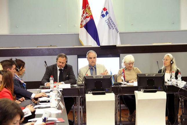 Ambassador Jan Lundin