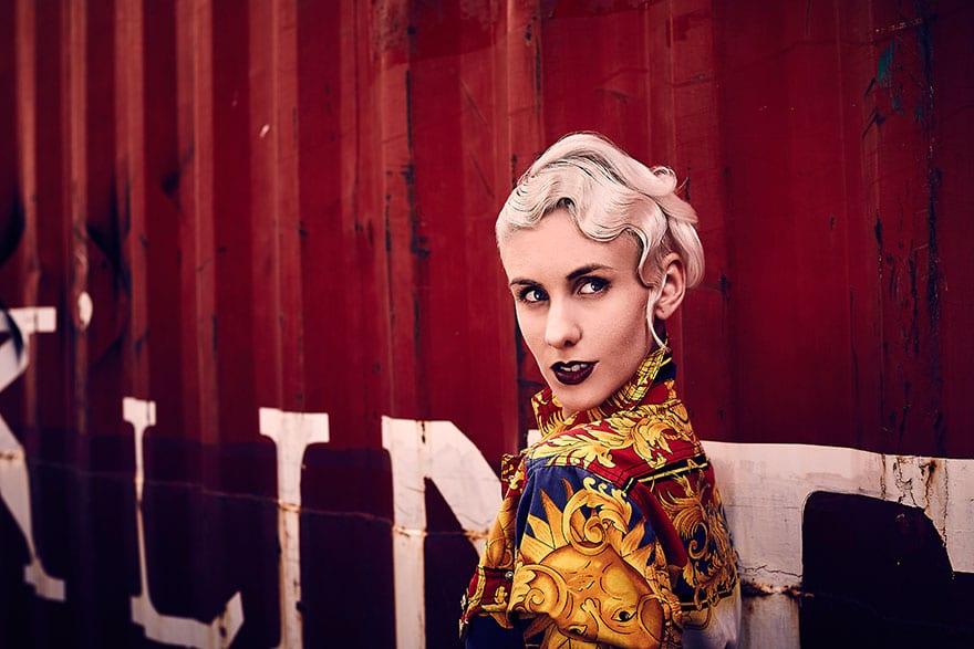 Lisa Eckhart Belgrade Cabaret
