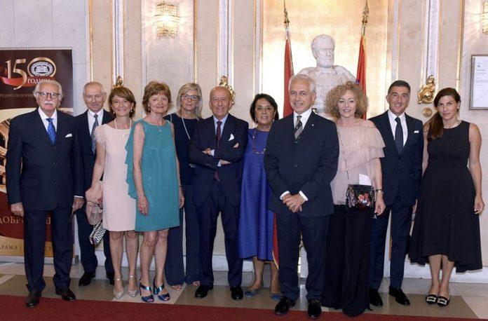 Alberto di Luca Embassy of the Order of Malta