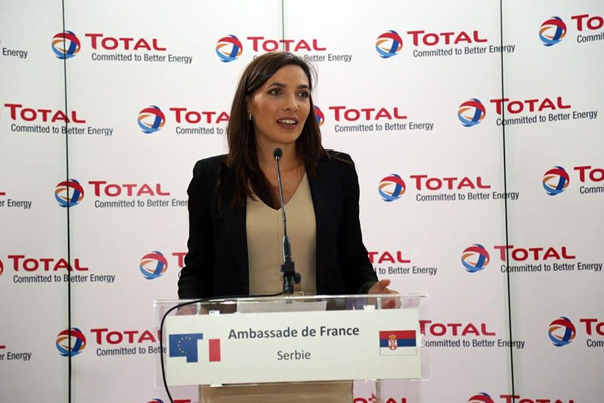 Priscilia Dubocage Managing Director at Total
