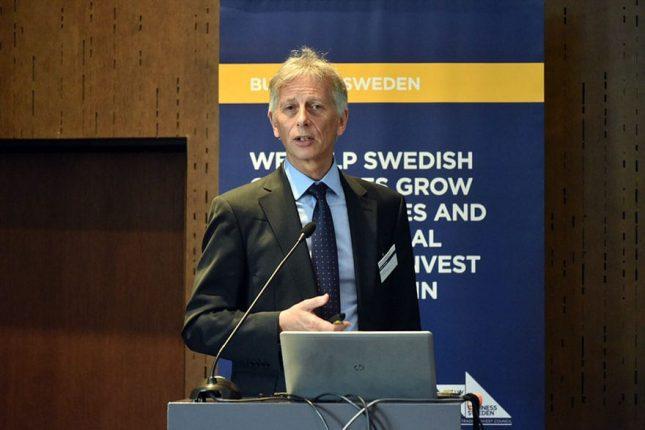 Peter Handley , European Commission