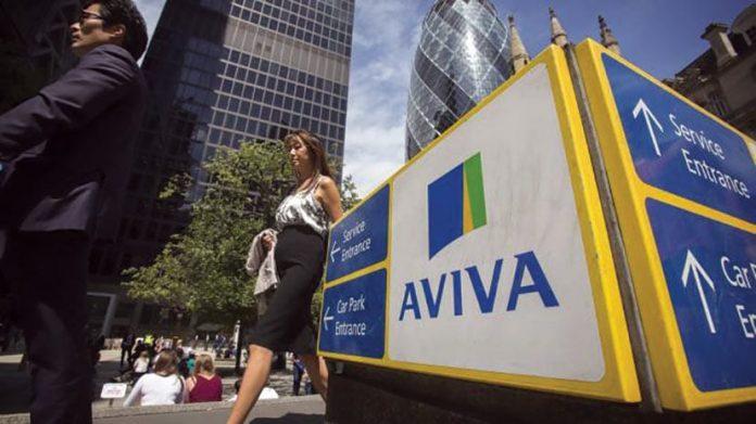 Aviva plans to cut 1,800 jobs globally