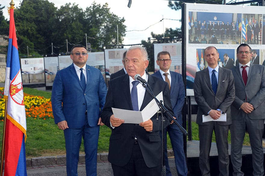 Radko Vlaykov 140 years of Serbian-Bulgarian diplomatic relations marked