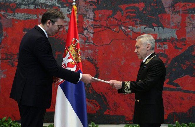 Alexander Bocan Harchenko, New Ambassador of Russia