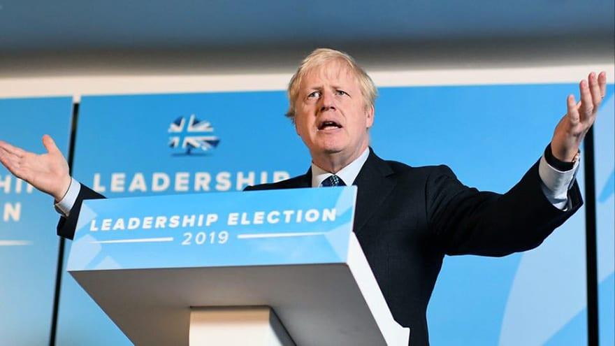 Brexit Leader Boris Johnson Wins Race For UK prime Minister