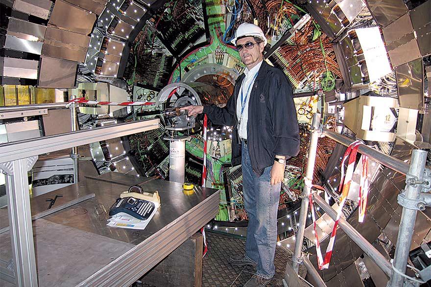Petar Adžić CERN