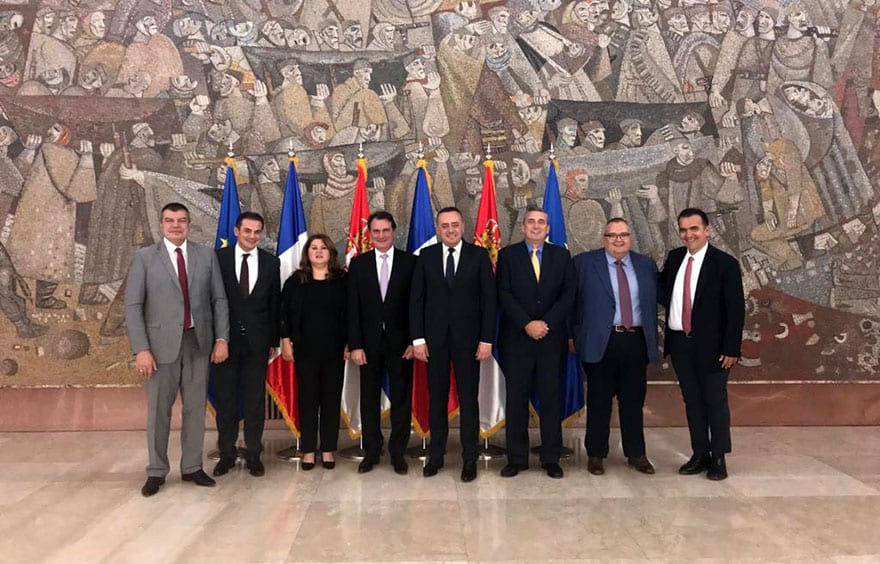 French companies to invest in green energy projects in Serbia