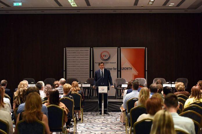 FIC Foreign Investors Council Goran Pekez