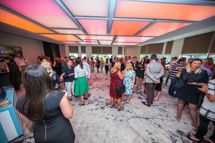 Grand opening of STUDIO event space at Hyatt Regency Belgrade