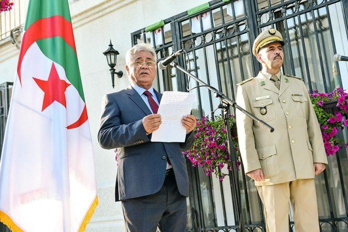 Ambassador of Algeria Abdelhamid Chebchoub