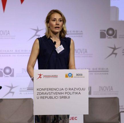 Jelena Pavlovic AmCham