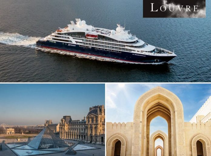 Louvre Museum Getting Into the Curated Luxury Cruise Business