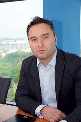 Miroslav Vraneš, Account Executive, Dell Technologies