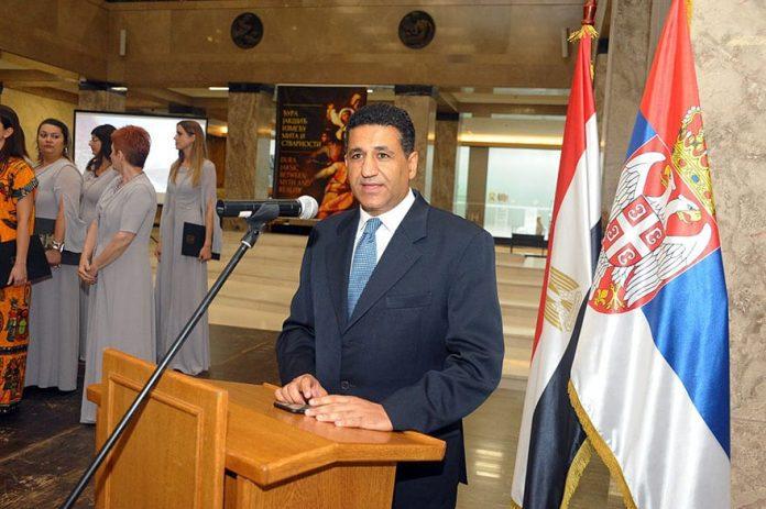 Ambassador of Egypt Amr Aljowaily