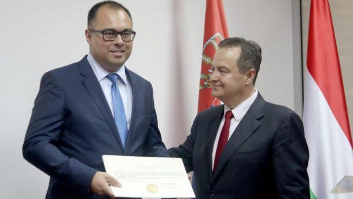 Nemanja Milutinović Ivica Dacic