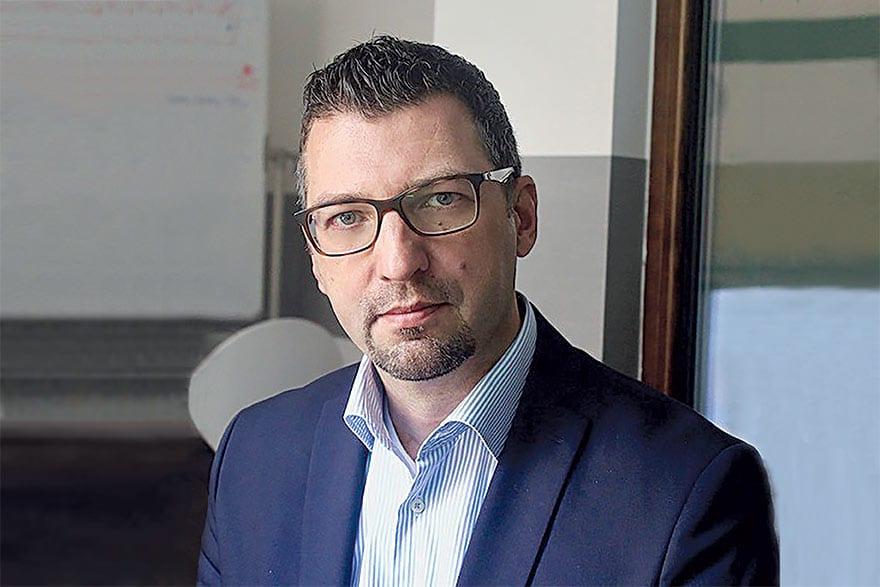 Srđan Majstorović, Chairman of the Governing Board, European Policy Centre – CEP