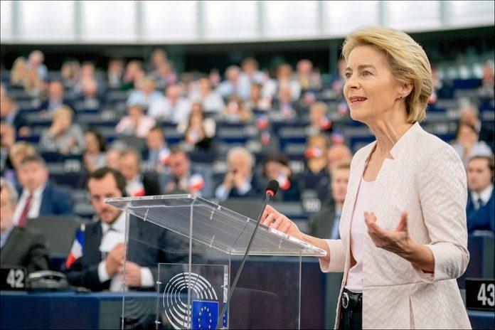 Ursula von der Leyen the future President of the European Commission