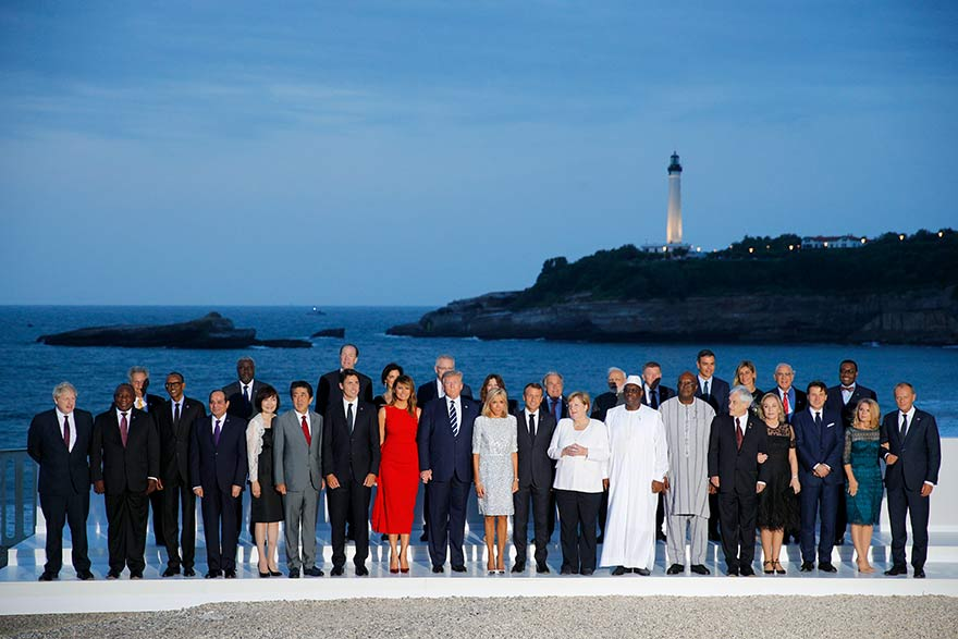 G7 Summit: Leaders' Declaration