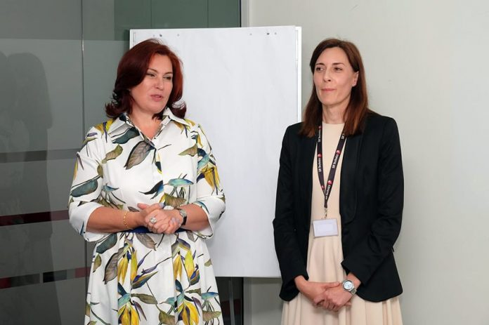 Yana Mikhailova SSCC Members Reunion 2019