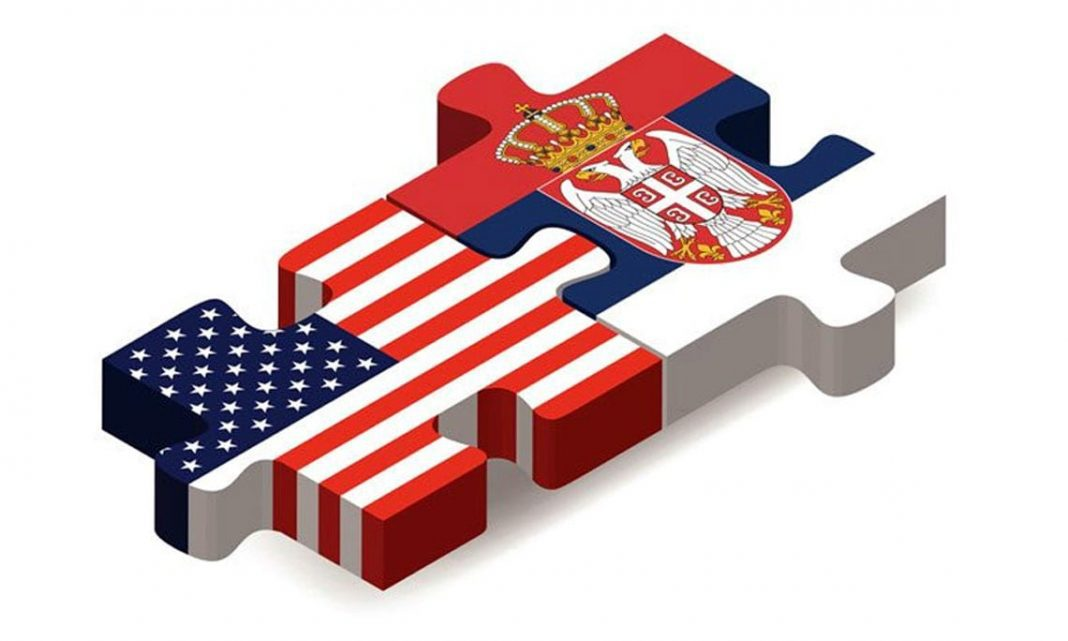 United States and Serbia