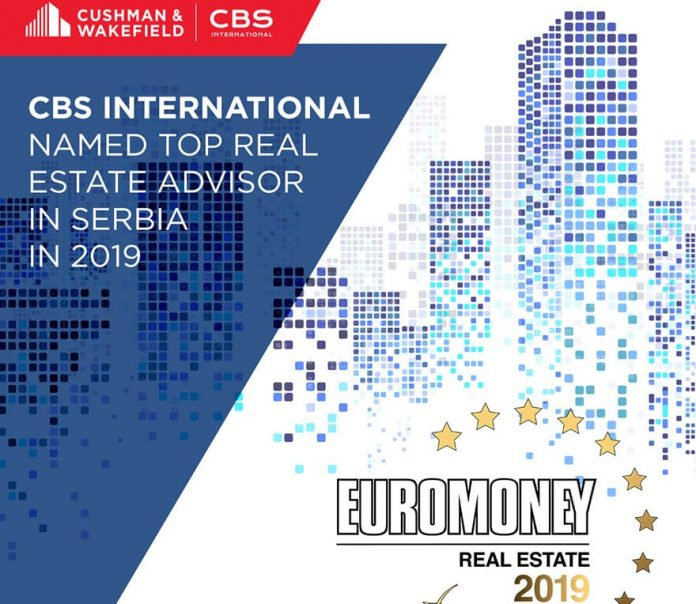 CBS International and Cushman & Wakefield Named The best In Real Estate Market