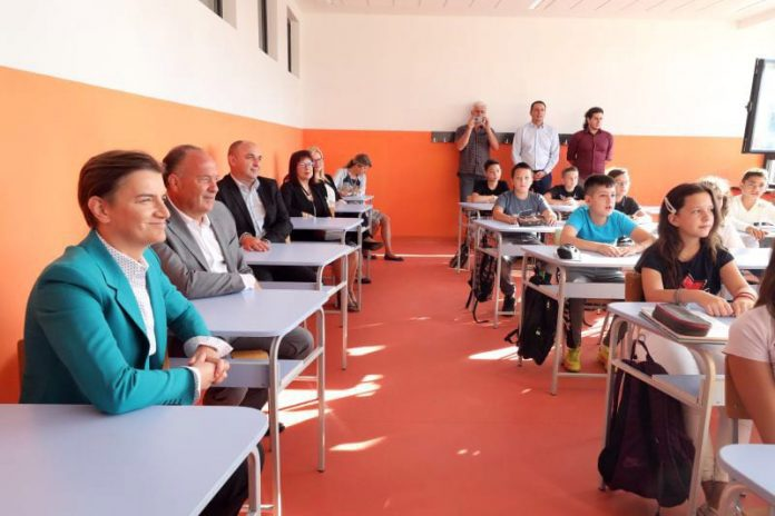 Complete digitisation of education in Serbia by 2021 Ana Brnabic Mladen Sarcevic