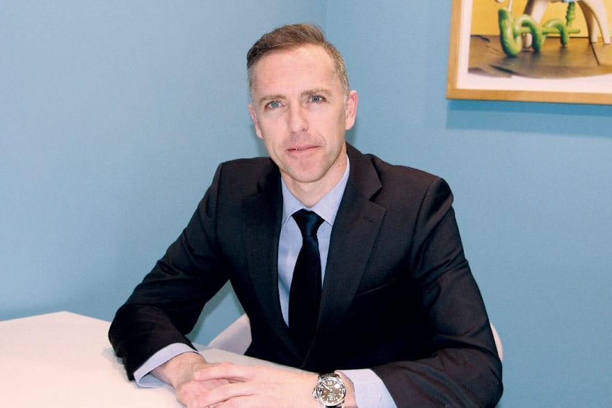 Daniel Šušnjar, Predsednik FIC Odbora za telekomunikacije (Telenor d.o.o.)
