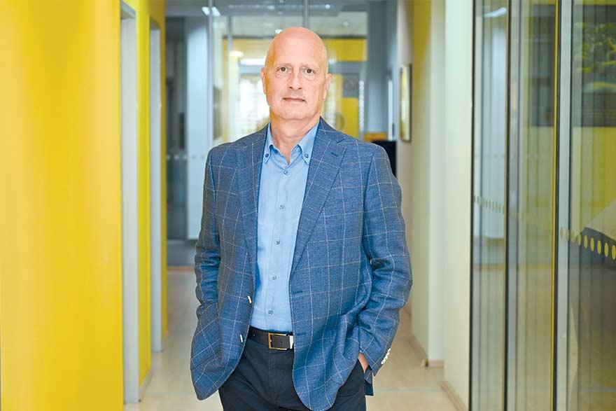 Darko Babić, Managing Director of DHL Express Serbia