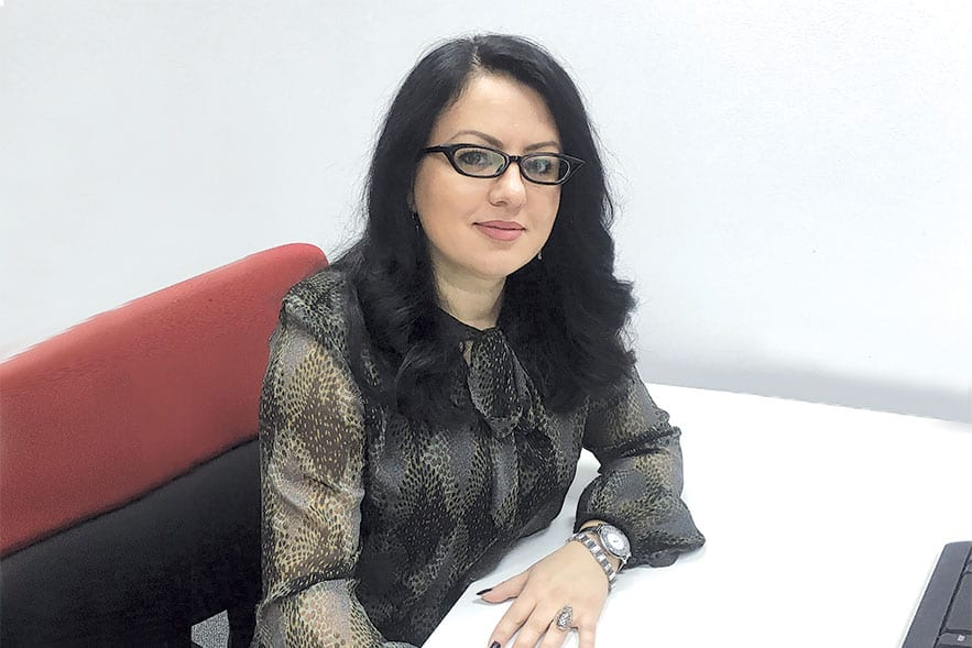 Dragana Stikić, Predsednik FIC Odbora za hranu i poljoprivredu (Nestlé Adriatic S d.o.o.)