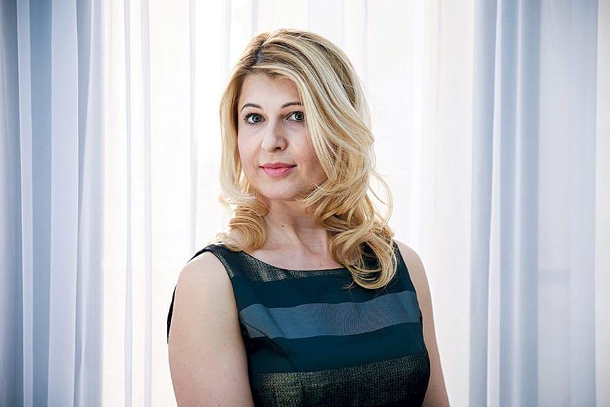 Ina Bulat, Director, Merck Serbia