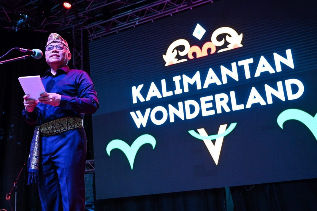 Ambassador Mochammad Chandra Widya, Indonesia: Kalimantan Wonderland