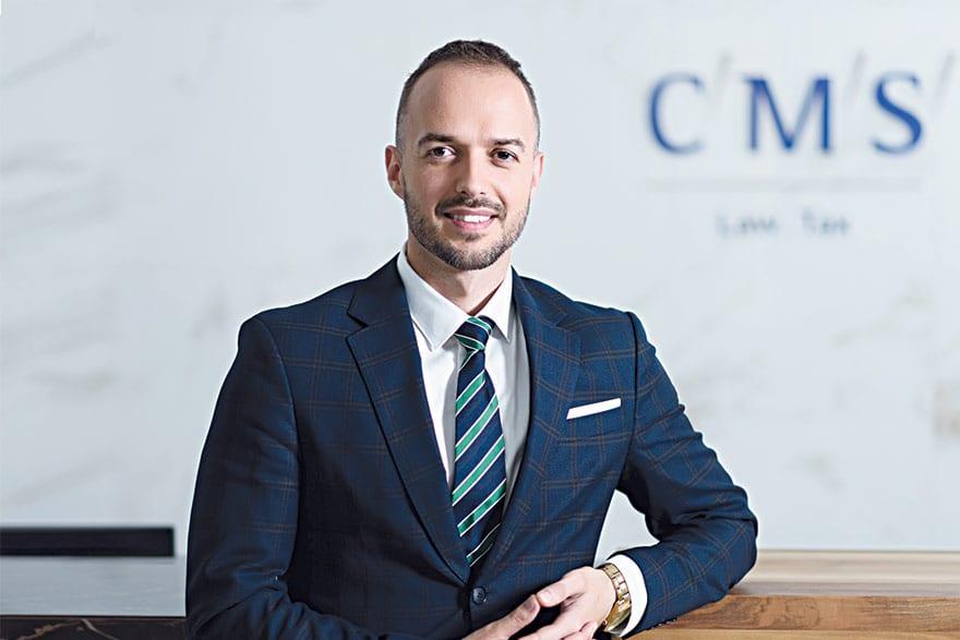 Ivan Gazdić, Predsednik Odbora za nekretnine i izgradnju Saveta stranih investitora