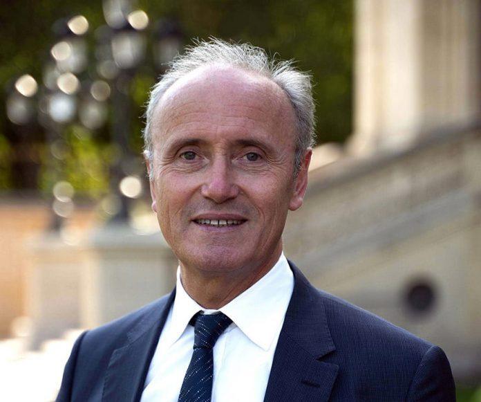 Jean Louis Falconi, Ambassador of France to Serbia