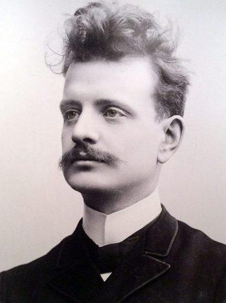 Jean Sibelius Finnish composer