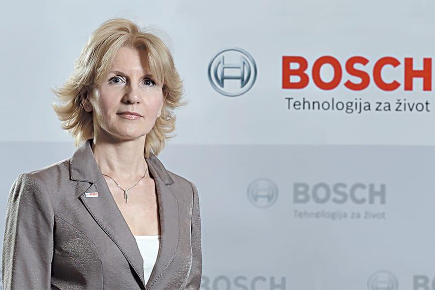 Jovanka Jovanović, General Manager, Robert Bosch d.o.o.