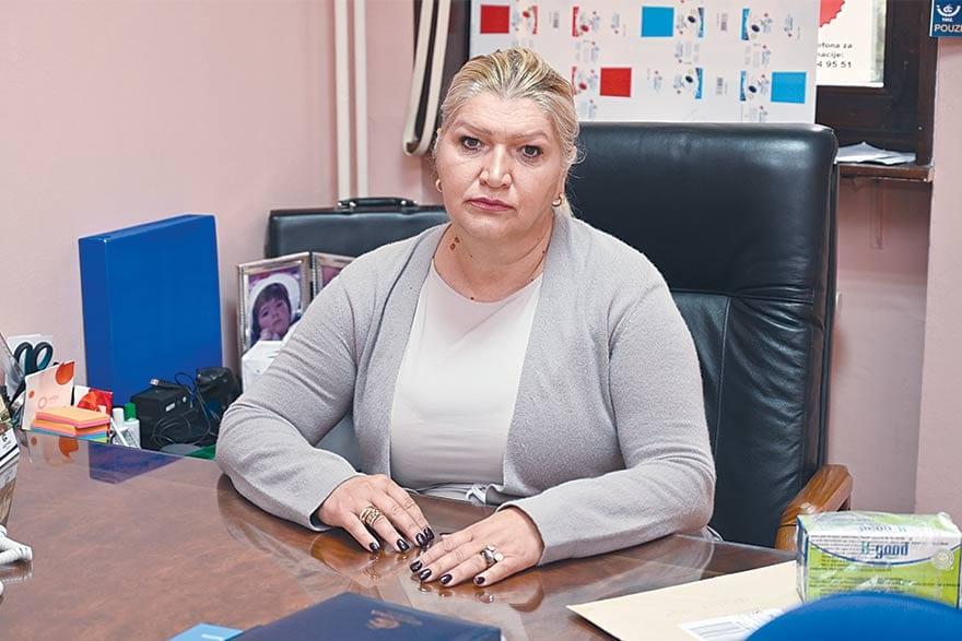 Ljiljana Topić, Director of Galenika Pharmacia
