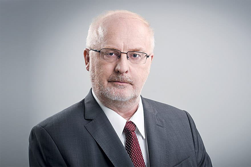Martin Knapp, Director of the German-Serbian Chamber of Commerce