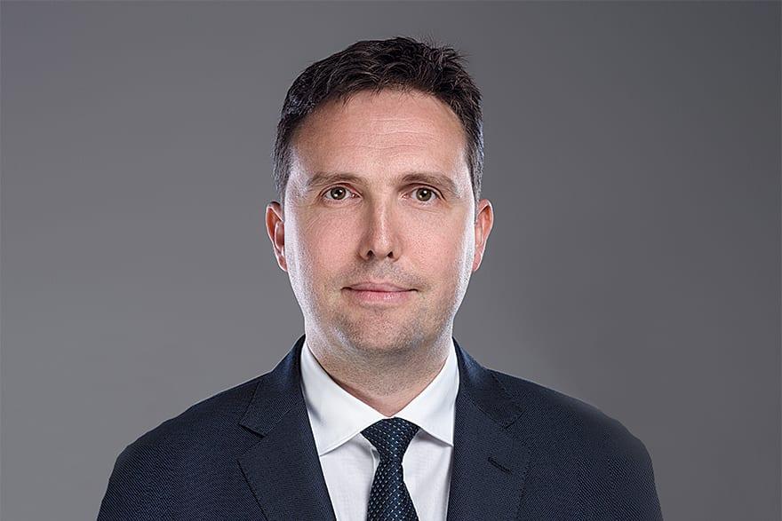 Miloš Vujnović, Predsednik Izvršnog odbora JUBMES banka a.d. Beograd