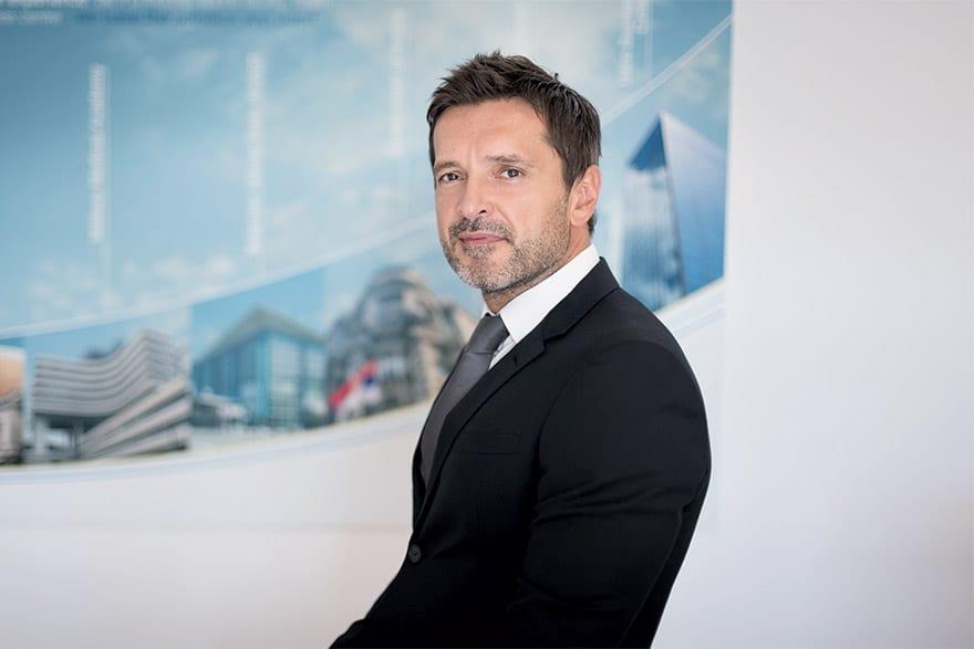 Mladen Vukanac, General Manager at Sauter Building Control Serbia