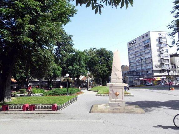 Restoration of the oldest water taps in Zaječar