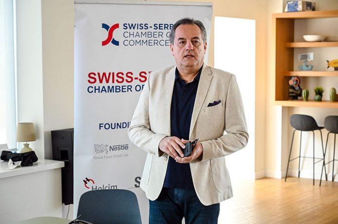 Aleksandar Marjanović, SSCC Expert Meeting On Dual Education