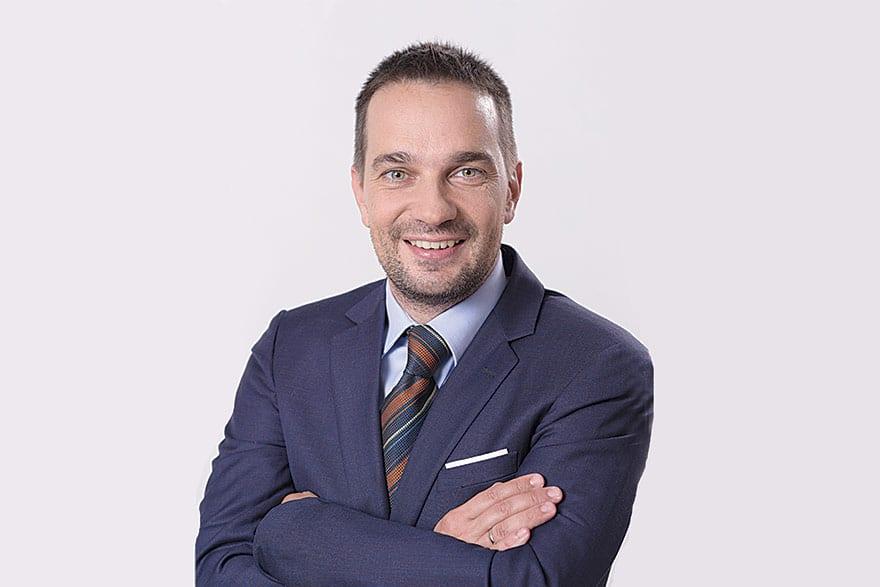 Radomir Cerović, Predsednik FIC Odbora za farmaceutsku industriju (Roche d.o.o.)