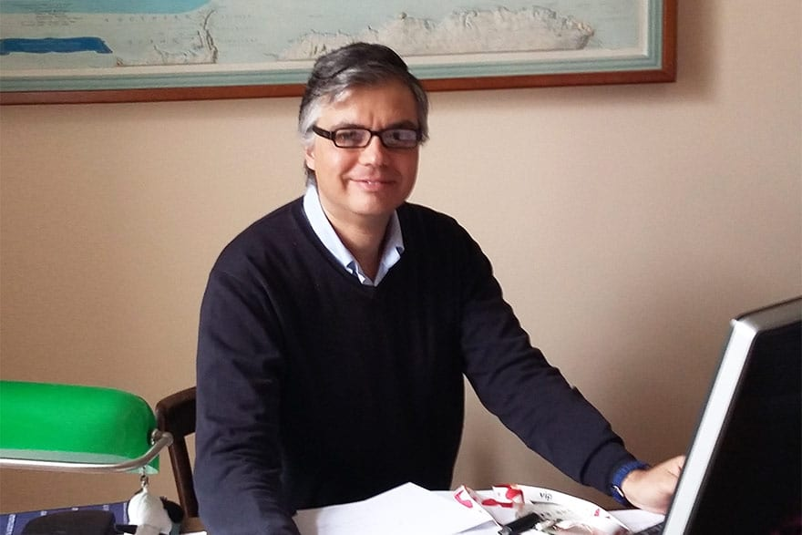 Stanislav Sretenović, Historian