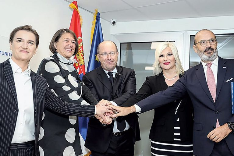 Transport Community Secretariat a Tool for Connecting the Region