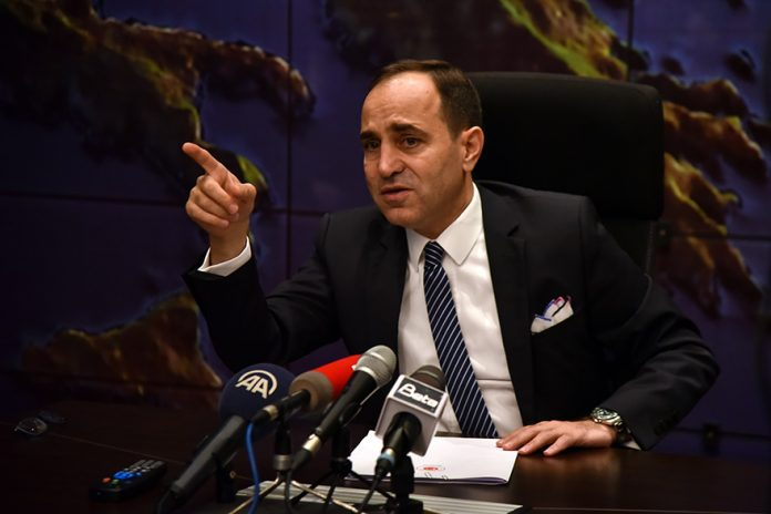 Ambassador of Turkey to Belgrade Tanju Bilgiç