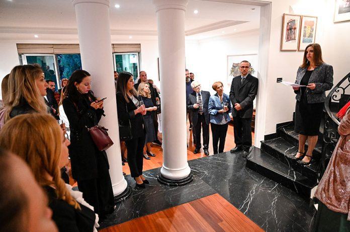 Australia Embassy in Serbia HPV vaccine, Ruth Stewart