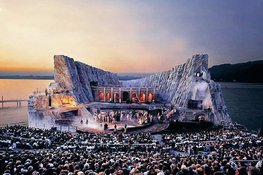 Austria's theatres