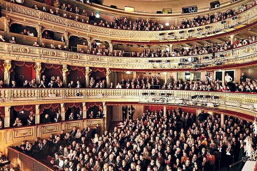 Austria's theatres Vienna Opera House